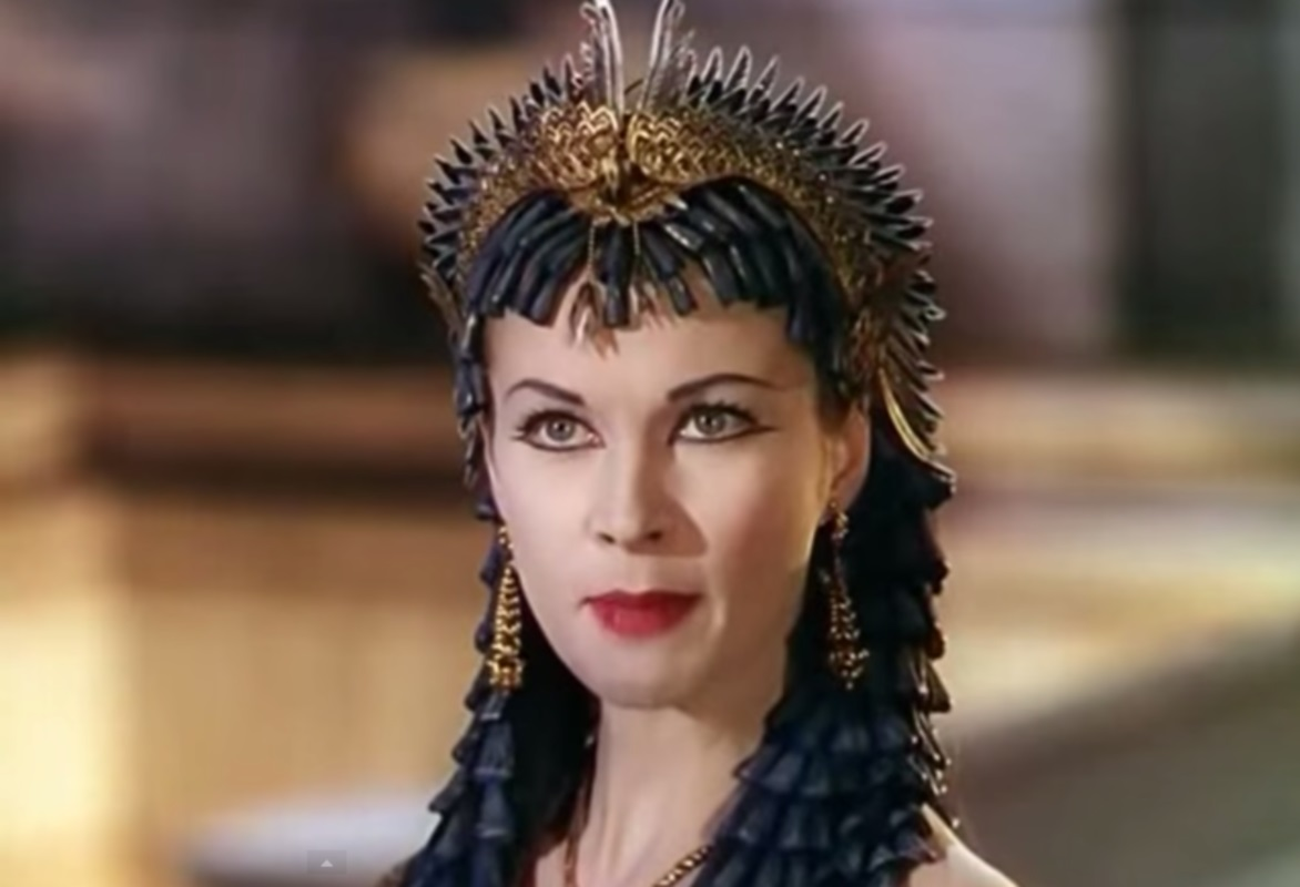 "Racially Insensitive Casting: ""Cleopatra"" Through the Years"