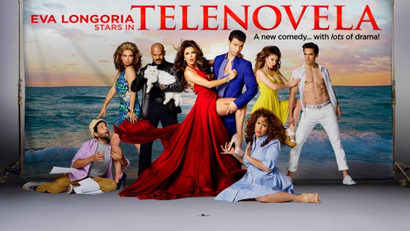 "TELENOVELA -- Pictured: ""Telenovela"" Key Art -- (Photo by: NBCUniversal)"