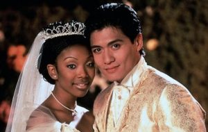 "Brandy and Paolo Montalban in ""Cinderella."" (Photo credit: Disney)"
