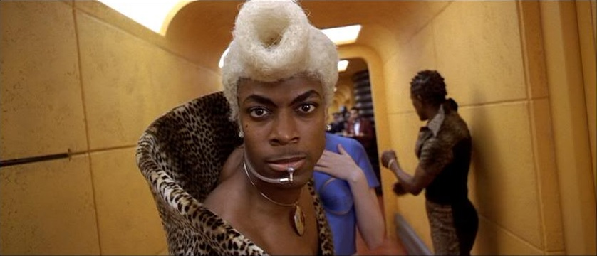 "Ruby Rhod and Bubble: Blackness in ""The Fifth Element"" and ""Valerian"""