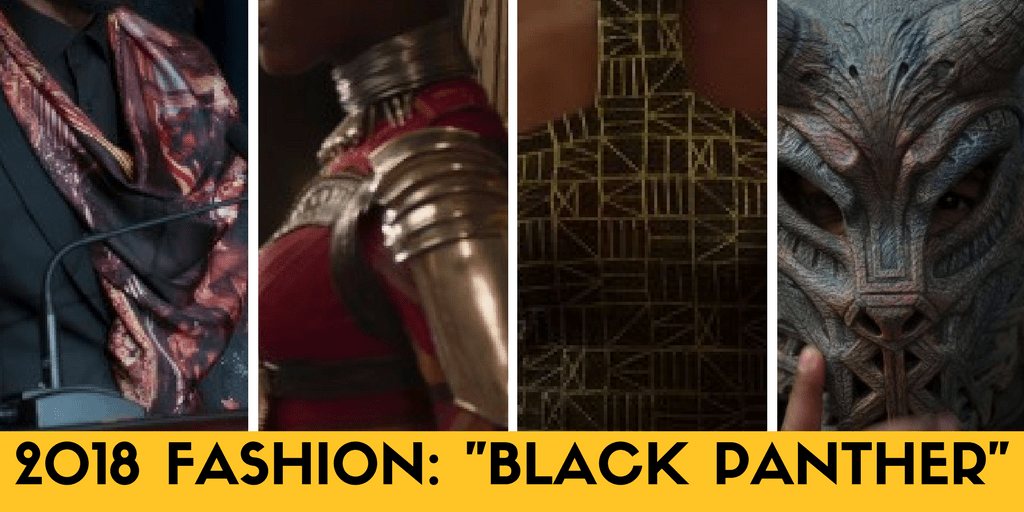 "2018 Fashion: How to walk into the ""Black Panther"" screening in style"