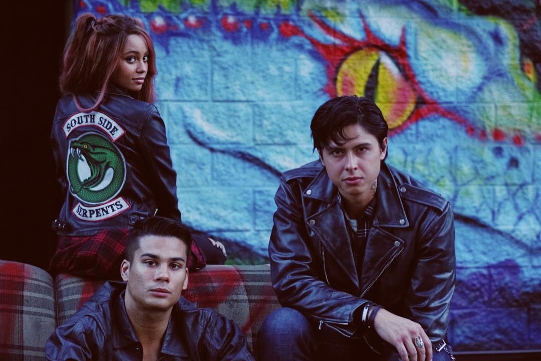 """Riverdale"": How to get that Southside Serpents look without joining a gang"