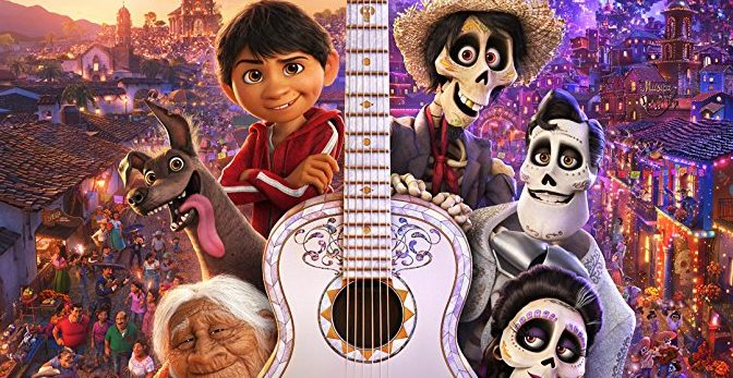 "What Mexican and American critics are saying about Disney/Pixar's groundbreaking film ""Coco"""