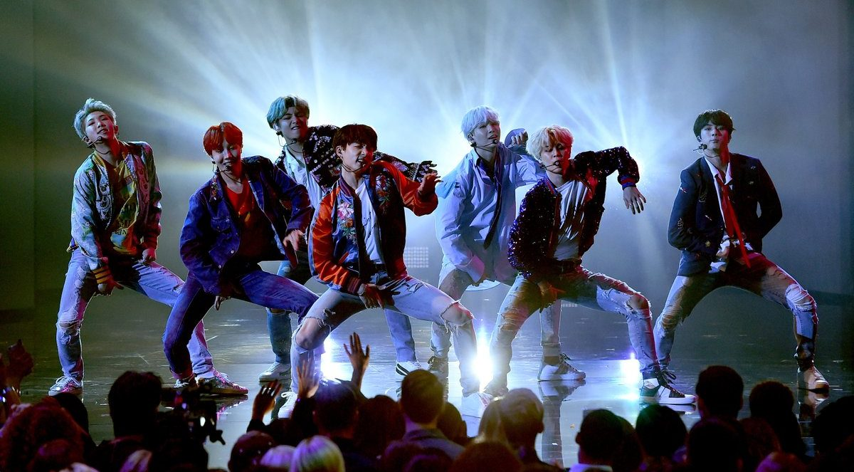 With BTS' AMAs debut, America finally wakes up to the power of the Asian pop star
