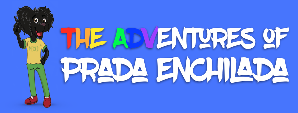 "African-American creator wants to break through educational children's entertainment with ""The Adventures of Prada Enchilada"""