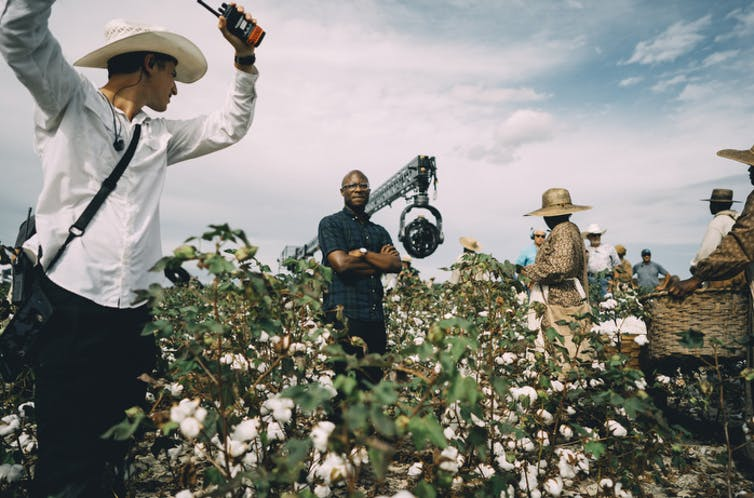 Making the series changed Barry Jenkins' views on how his ancestors should be described and depicted. Atsushi Nishijima/Amazon Studios