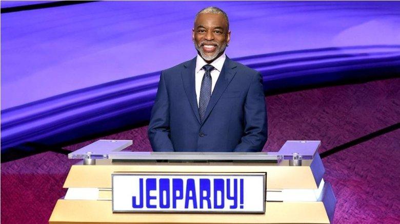 LeVar Burton will host Jeopardy the week the July 26. (AP)