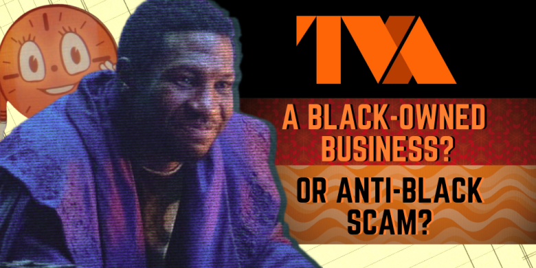 He Who Remains--Black Business Owner