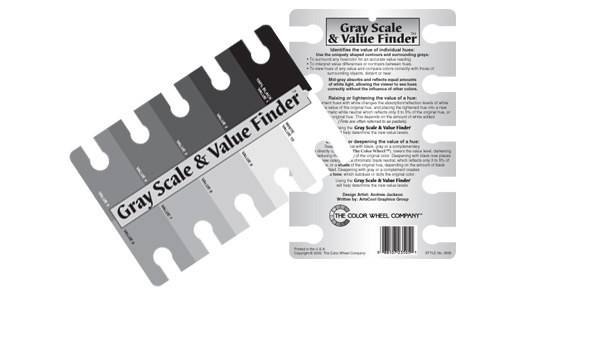 Gray Scale and Value Finder