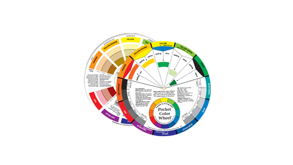 Pocket Color Wheel – 5 1/8″ Diameter