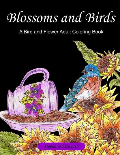 Blossoms and Birds Front Cover