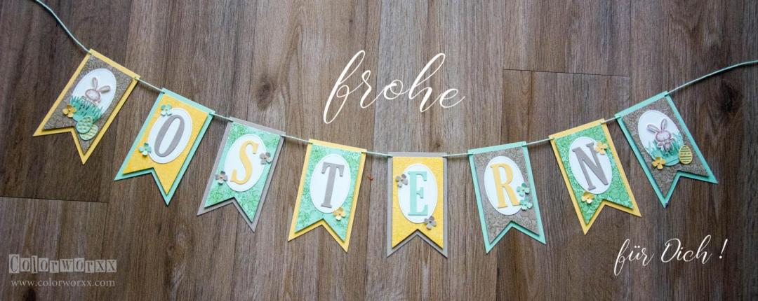 Frohe Ostern mit Stampin Up