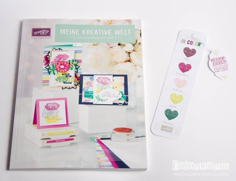 Stampin Up Katalog-Party