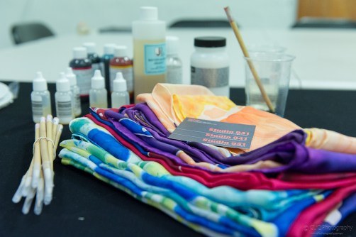 Studio941 Silk Scarf Workshop