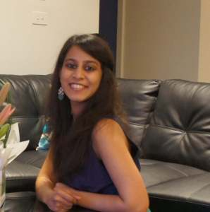 Photo of Kirthana Maddugaru - interior designer for summer pop up shop