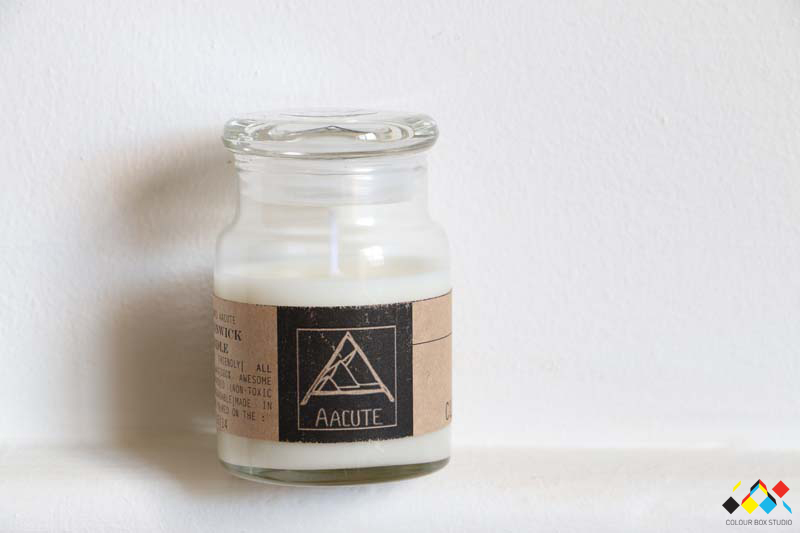 Aacute Soy Candle (Cotton Wick)