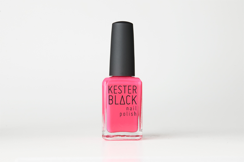 Kester Black Dragonfruit Nail Polish - Colour Box Studio Online Shop