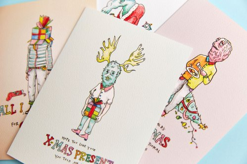 Wally Paper Co cards