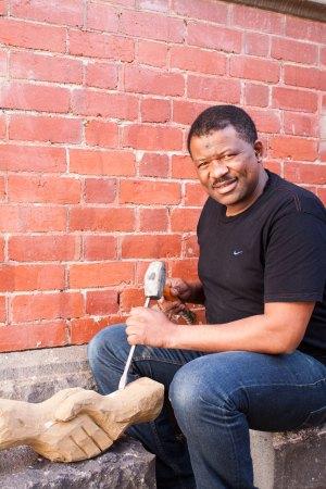 Activate participant, Clive Gono
