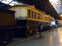 At National Railway Musuem