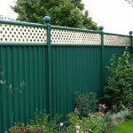 The Best Alternative To Wood Garden Fencing Colourfence