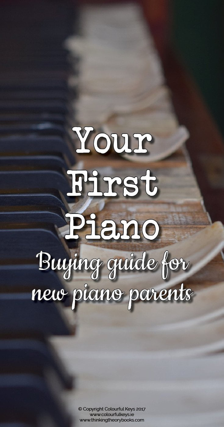 How to choose your child's first piano