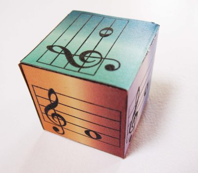 Treble and Bass Clef Notes Dice