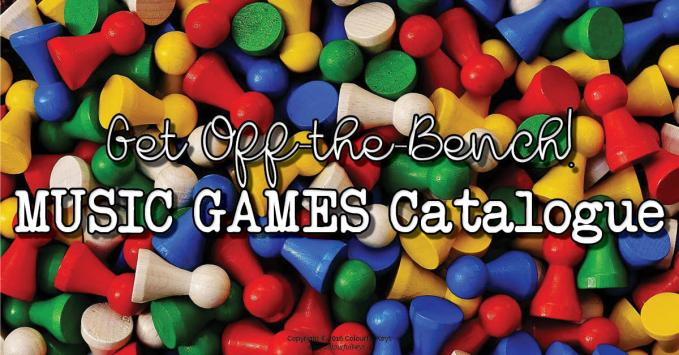 Off-the-bench Catalogue – Music Theory Games & Activities by Level