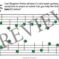 buggy bugston primer level worksheet 26