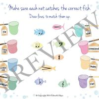 Fiendish fishiness worksheet preview 10