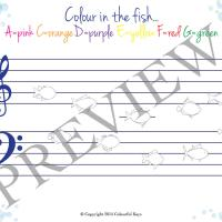Fiendish fishiness worksheet preview 3