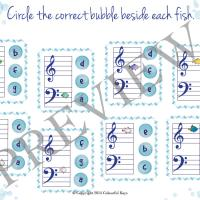 Fiendish fishiness worksheet preview 7