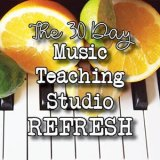 music teaching studio refresh