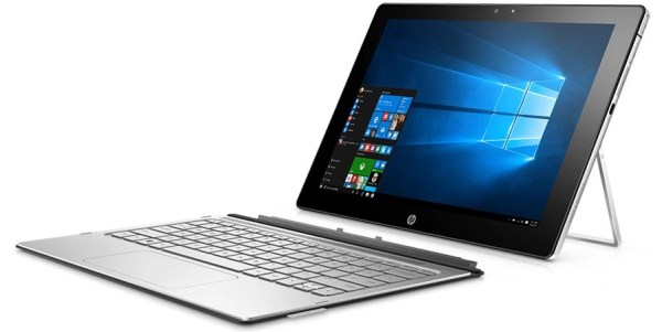 HP Spectre x2 12 detached