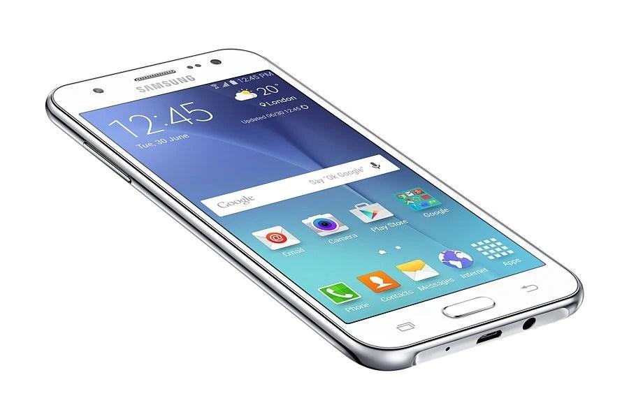 SamsungGalaxyJ5White