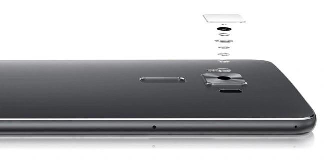 ZenFone 3 Deluxe lens