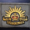 Rising Sun patch - Khaki