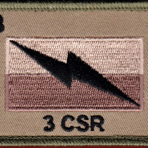 3rd Combat Signal Regiment (Field)