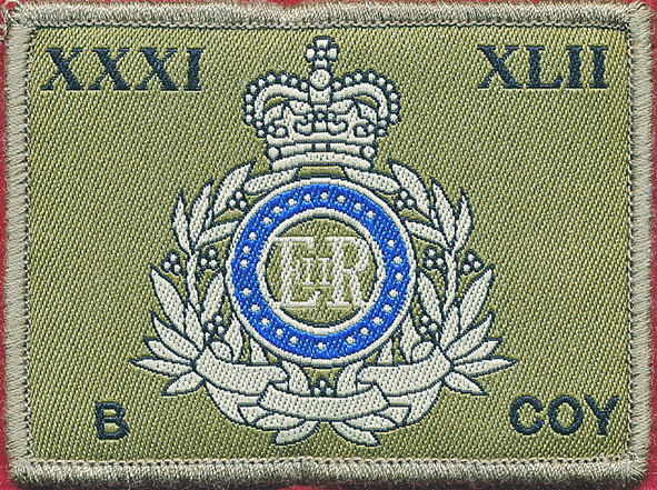 31st/42nd Royal Queensland Regiment