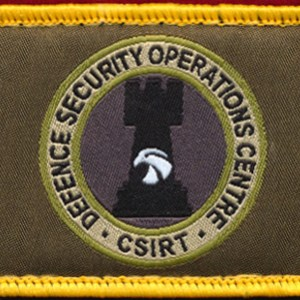 Defence Security Operations Centre - CSIRT (Navy)