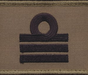 Commander - TBAS Rank Patch