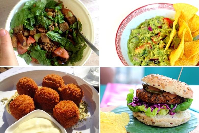 De lekkerste (vegan) dingen die ik at in augustus 2