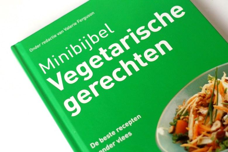 5 favoriete vegetarische kookboeken Minibijbel Vegetarische gerechten 1
