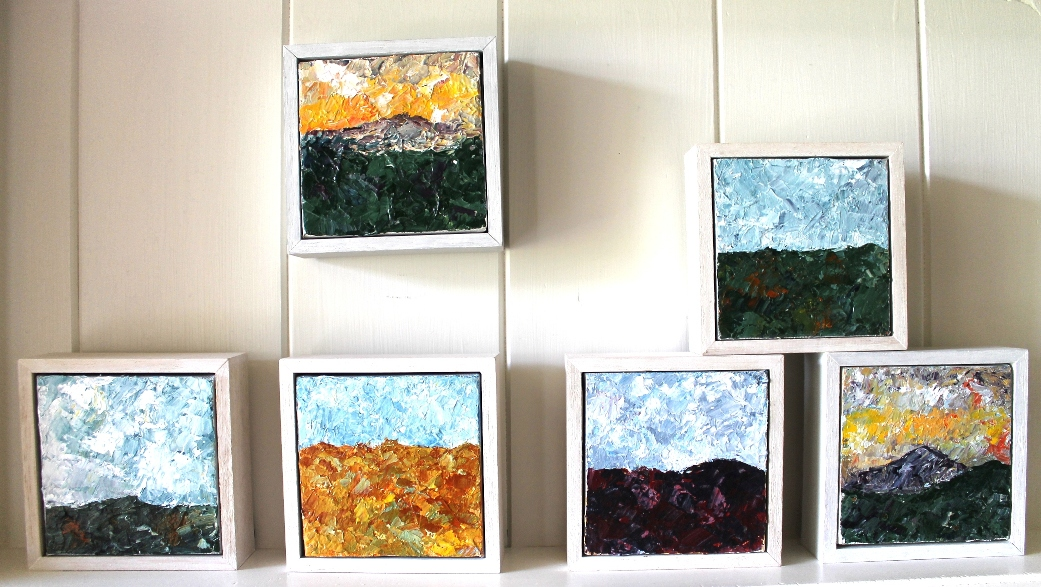 A Few More Paintings