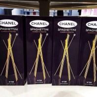 Chanel spaguetti