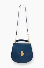 Drew bag in blue
