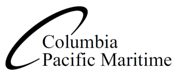 Columbia Pacific (ColPac) Maritime Logo