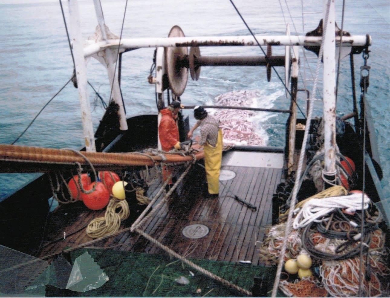 Fishing Vessel Captain