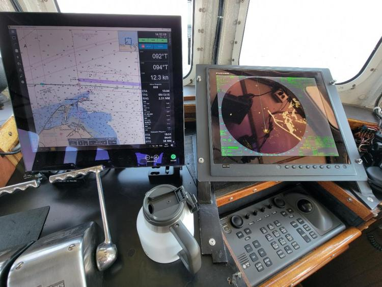 Tugboat Captain