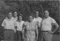Vance Foutz Family 1940s
